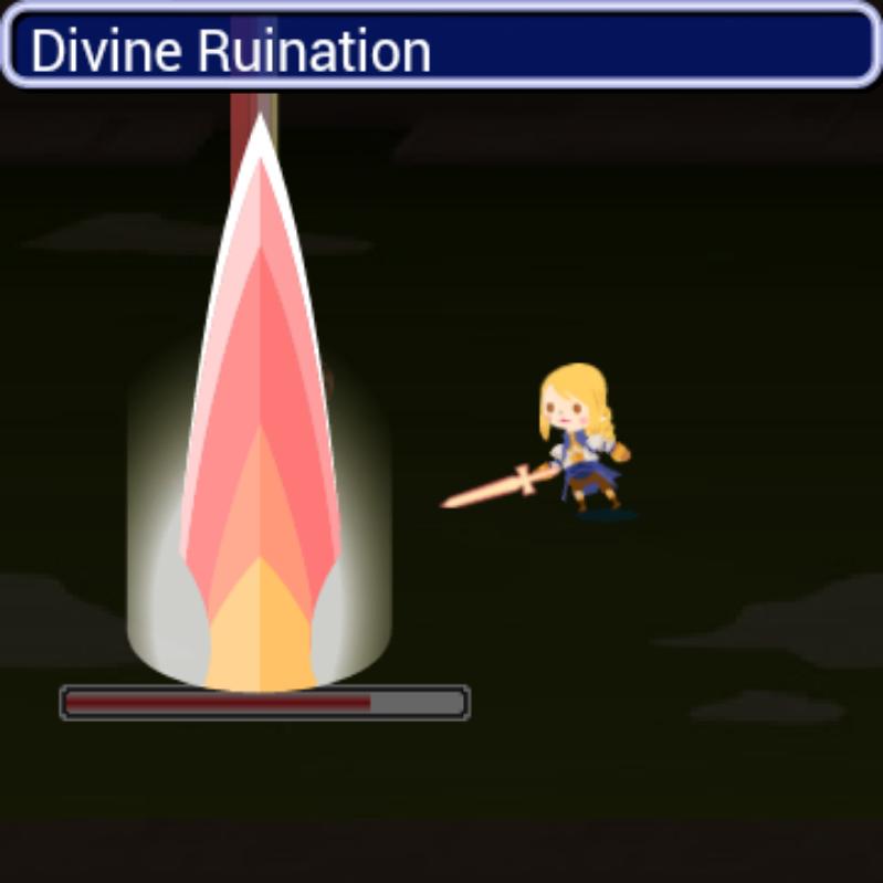 Divine Ruination