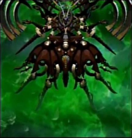 Before Crisis -Final Fantasy VII- enemies