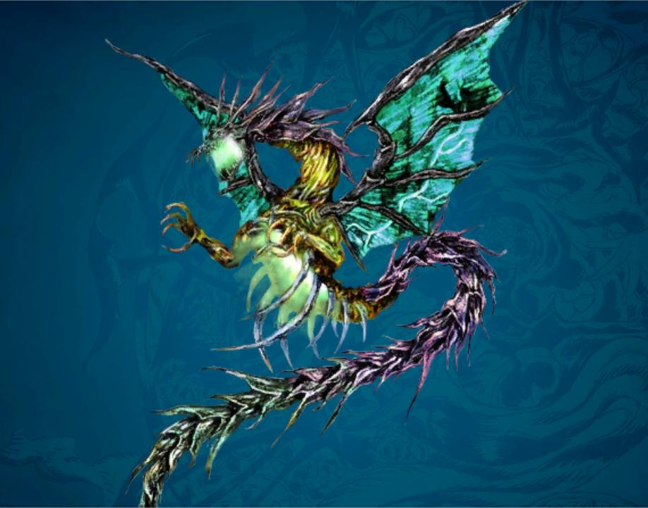 Shinryu (Dimensions II)