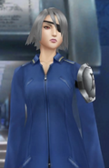 Fujin in FFVIII Remastered
