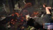 Plan attacking behemoth in Mistwood