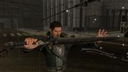 Regis wields the Sword of the Father in FFXV Episode Ardyn