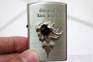 Sleeping Lion Heart Griever Emblem