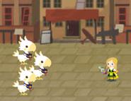 White Chocobo (x3) Brigade