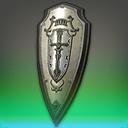 Darklight Kite Shield from Final Fantasy XIV icon