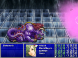 Behemoth (Final Fantasy IV 2D)