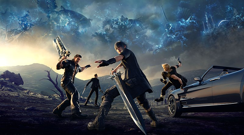 Kings of Lucis