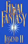 Final Fantasy Legend II Logo