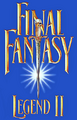 Final Fantasy Legend II Logo
