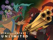 Final Fantasy Unlimited ADV wallpaper 3