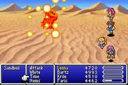 Flare-FFVA