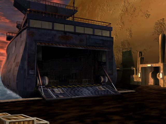 Грузовой корабль (Final Fantasy VII)