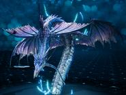 Leviathan from FFVII Remake Enemy Intel