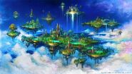 New area from Final Fantasy XIV Endwalker
