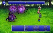 BLM using Raze from FFIII Pixel Remaster