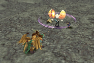 Chimera uses Confuse from FFVIII Remastered