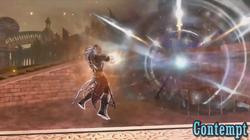 Contempt in Dissidia Final Fantasy NT.