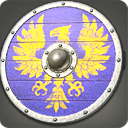 Eagle-crested Round Shield from Final Fantasy XIV icon