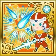 FFAB Blue Fang - Warrior of Light SR+