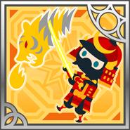 FFAB Tiger - Samurai (M) R+