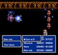FFIII NES Cure3