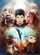 FFXIV The Far Edge of Fate Artwork