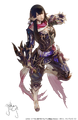 FFXIV Yugiri Stormblood artwork