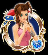 KH1 Aerith 5★ Medal