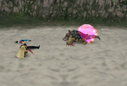 Adamantoise uses Shell from FFVIII Remastered