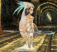 Avatar Zodiac Spear