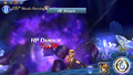 DFFOO Lightning HP Attack