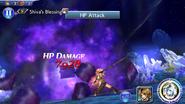 DFFOO Lightning HP Attack