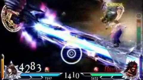 Dissidia 012 Duodecim Final Fantasy - Yuna's EX Burst - To the Farplane (Eng)