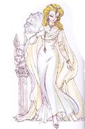 FFLII Venus Artwork