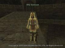 FFXI Sybil Guard Rhy Epocan