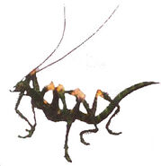 Insect Matriarch ffx-2