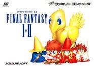 FFI&II Famicom Arte