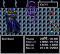 FFIV SNES - Summon Shadow Dragon