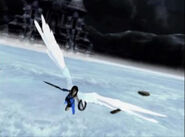 Rinoa Flying