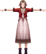 Aerith Gainsborough from WotV render 1