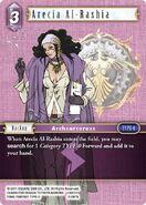 Arecia Al-Rashia 3-097R from FFTCG Opus