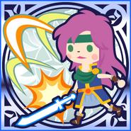 FFAB Elemental Attack - Faris Legend SSR