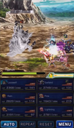 FFBE Phoenix Down In-Battle