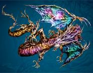 FFD2 Wrieg Verth Bahamut Art Alt1