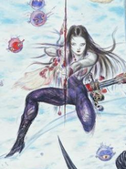 FFII - Heroes - Maria Detail