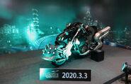 FFVII Remake Daytona Display