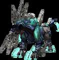 FFXIII enemy Adamantheron