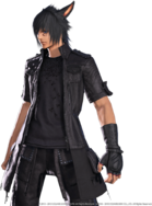 FFXIV Noctis Outfit 2