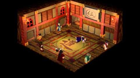 Final_Fantasy_VII_Perfect_File_(_14)_Boss_Duplication_(Godo)_+_4th_Trine