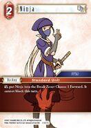 Ninja 5-017C from FFTCG Opus